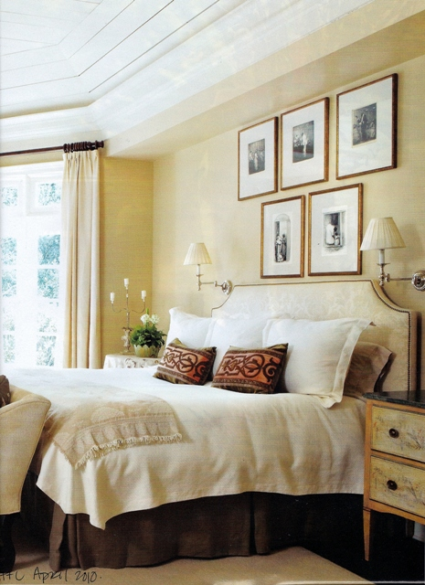 Bedroom Sconces L Kae Interiors